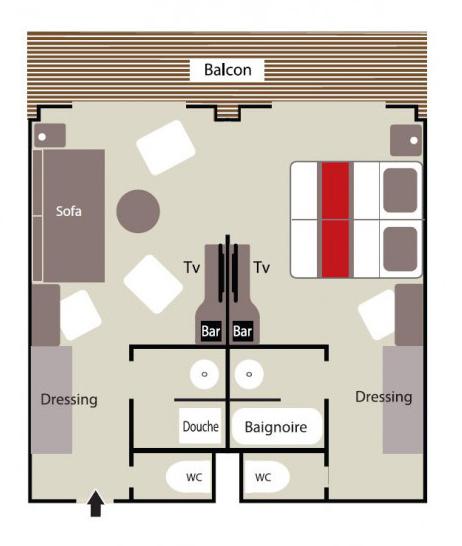 Plan Prestige suite