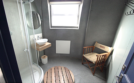 The Pods Bathroom